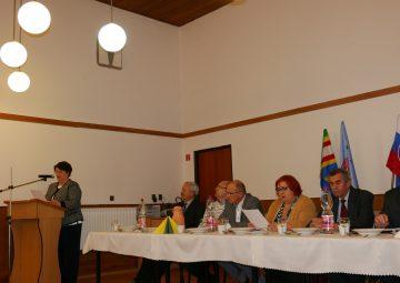 Diskusný príspevok predsedníčky  MO Matice slovenskej v Abraháme Anny Klementovej