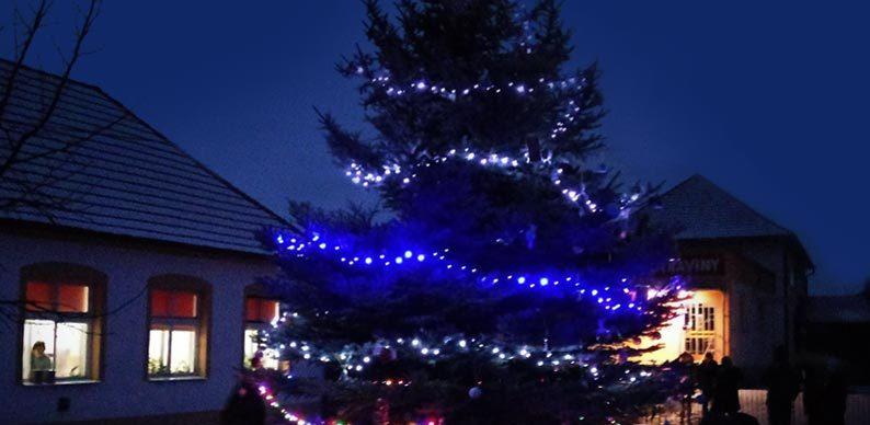 Opäť je tu čas Vianoc..