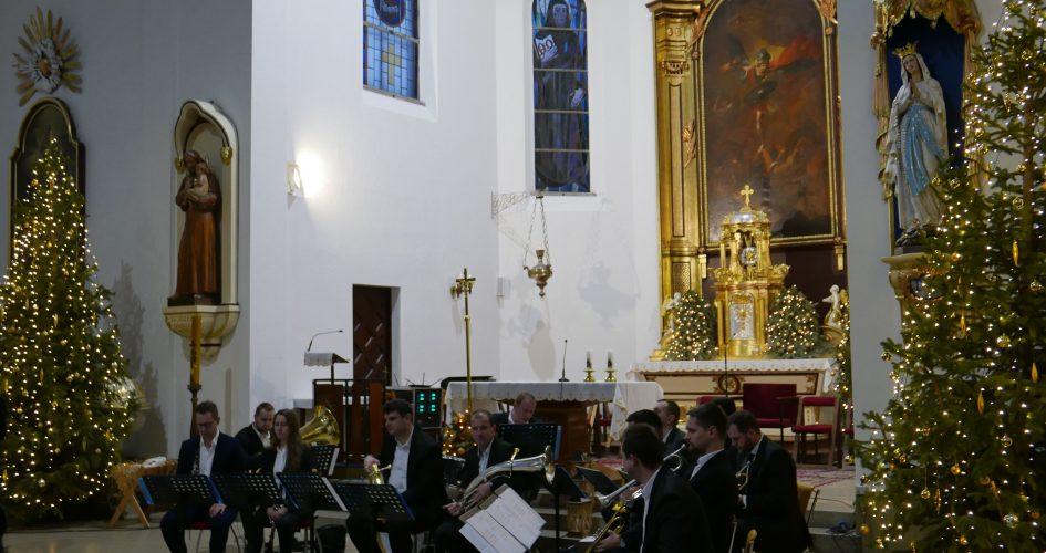 Trojkráľový koncert vCíferi