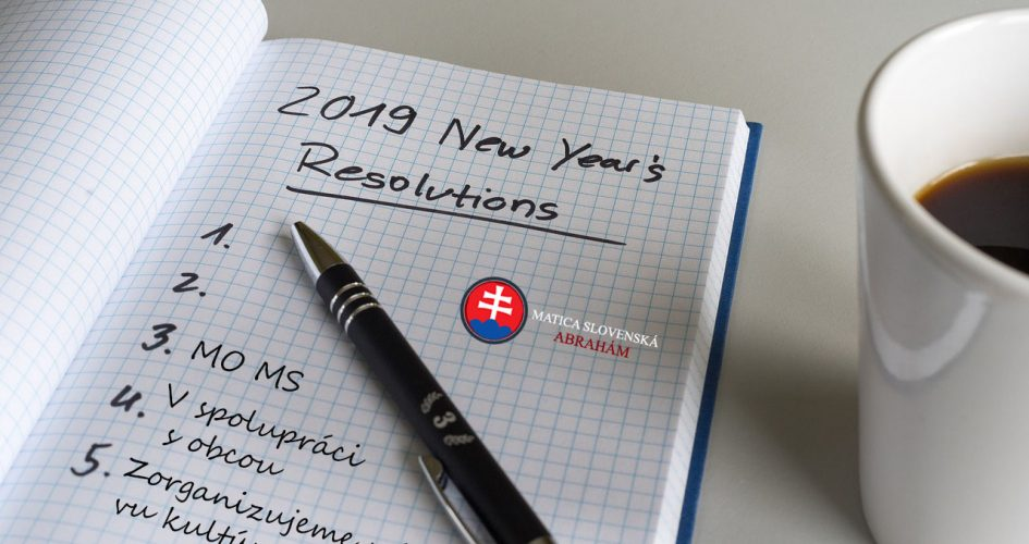 Aká bude činnosť matice slovenskej v Abraháme v roku 2019