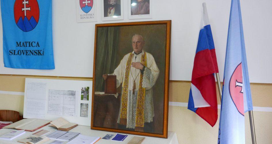 Činnosť MO Matice slovenskej vAbraháme