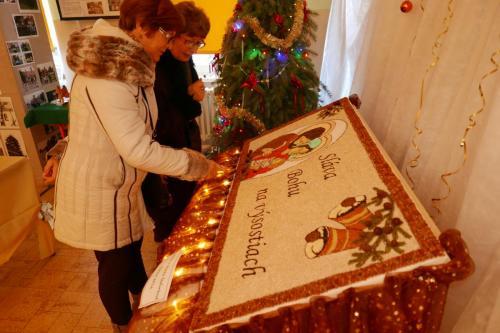 Výstava vianočná Pavlice 2016