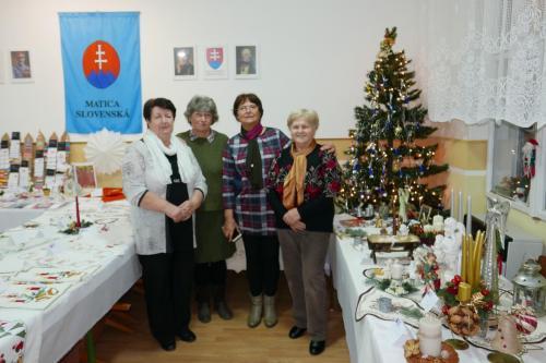 Vianočná výstava MS 2018