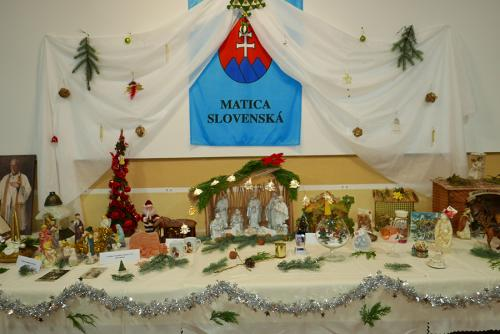 Výstava Vianočných symbolov - 2017