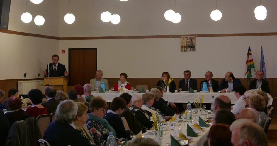 Výročná členská schôdza MO Matice slovenskej v Abraháme
