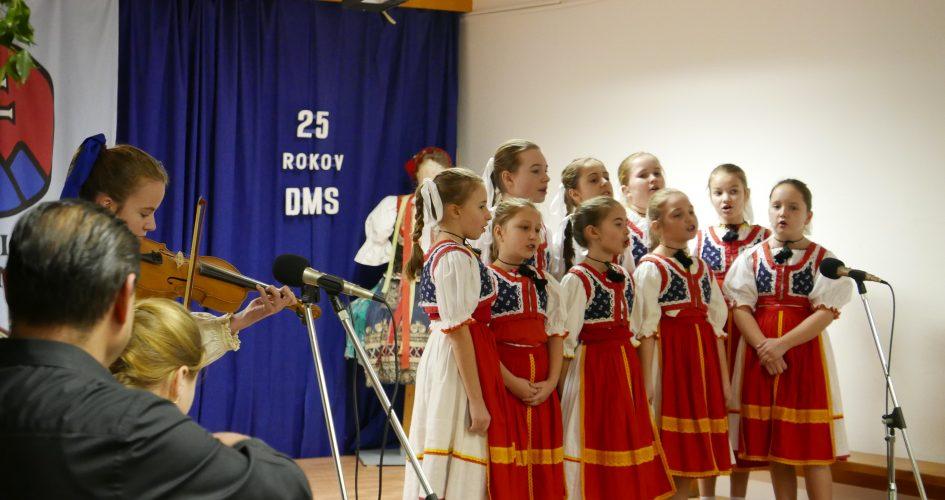 Novoročný koncert pre matičiarov