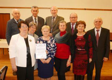 20.výročie založenia MO Matice slovenskej v Abraháme