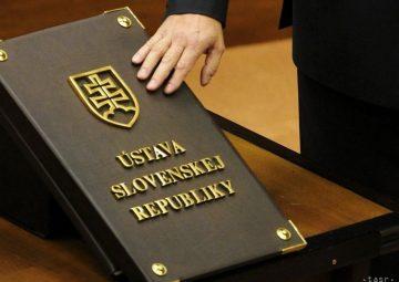 1. september – prijatie Ústavy Slovenskej republiky