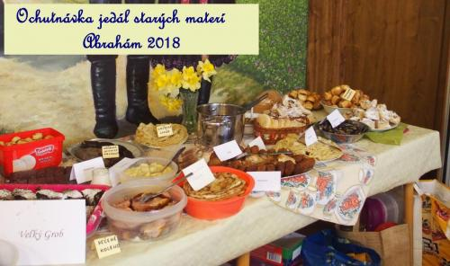 Jedlá starých materí 2018