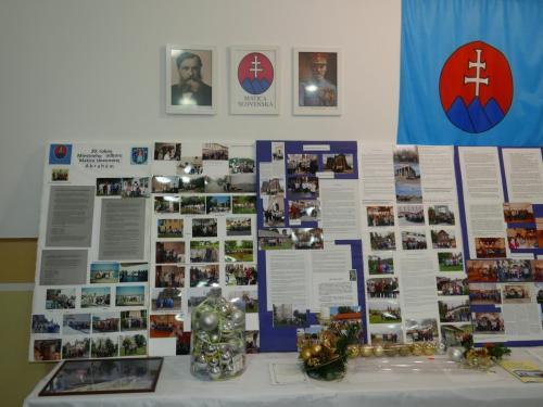 20. rokov činnosti MO Matice slovenskej v Abraháme